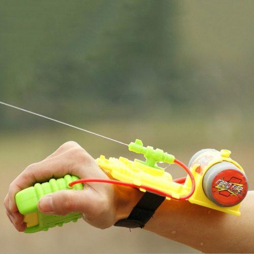 Water Gun Wrist Squirt Toy