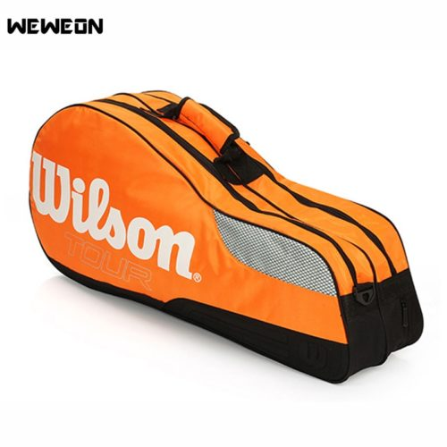 Badminton Bag Double Layer Sports Bag