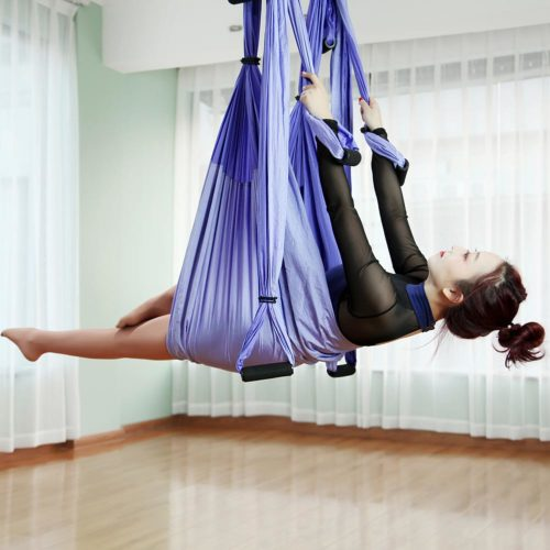 Aerial Hammock Acrobatics Equipment