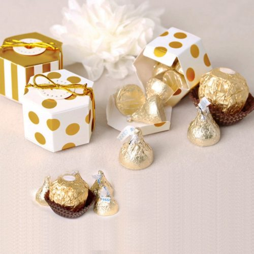 Chocolate Gift Box Mini Packaging