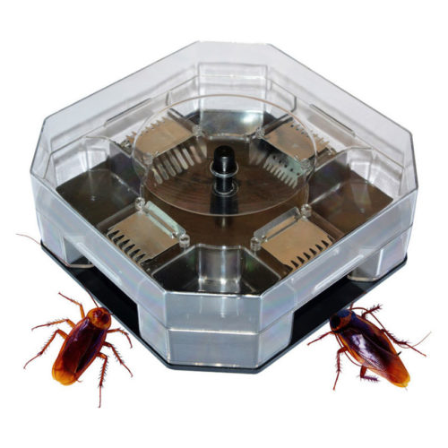 Cockroach Trap Reusable Pest Catcher
