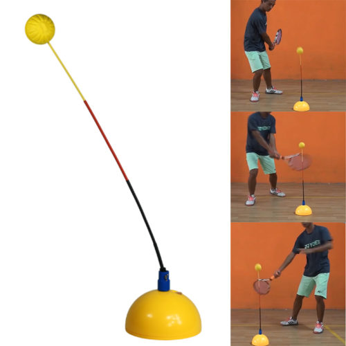 Tennis Trainer Swing Practice Tool