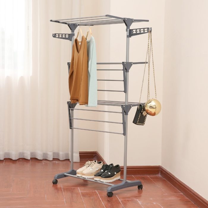 Clothes Hanger Rack Drying Clothing