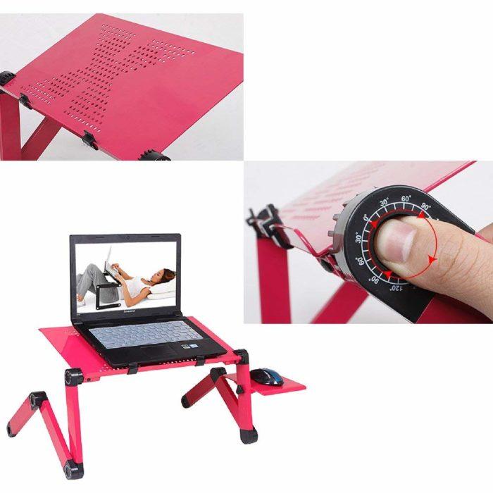 Portable Laptop Stand Ergonomic Desk