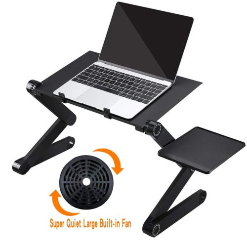 Portable Laptop Stand Ergonomic Desk