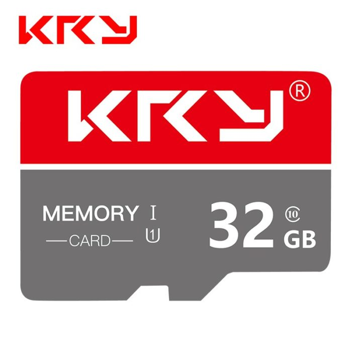 Class 10 SD Card Removable Flash Memory