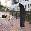 Cantilever Umbrella Outdoor Patio Cover