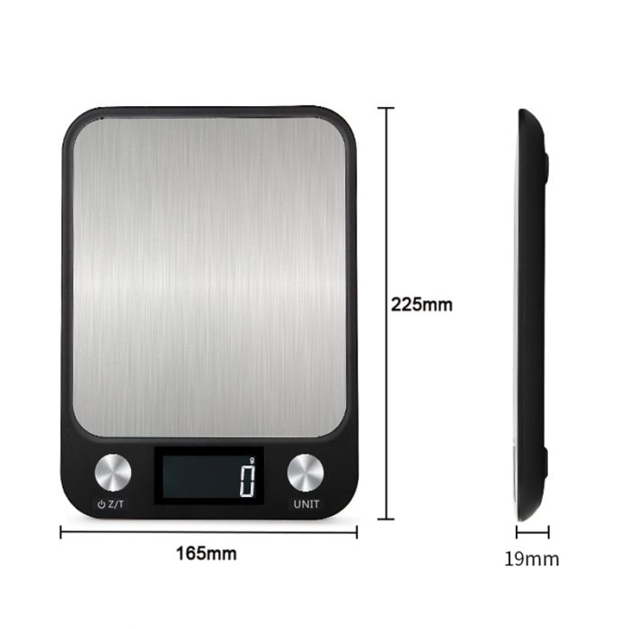 Electronic Kitchen Scale Digital Food Use