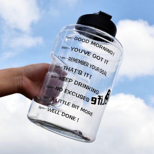 Plastic Water Bottles BPA Free