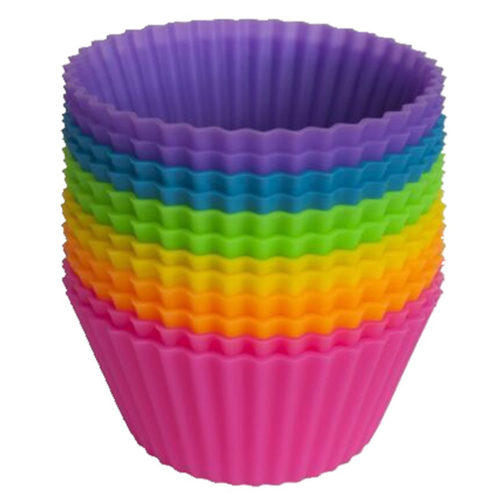 Cupcake Mold Silicone Material