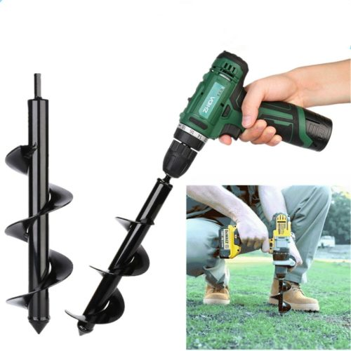 Earth Auger Garden Digging Tool