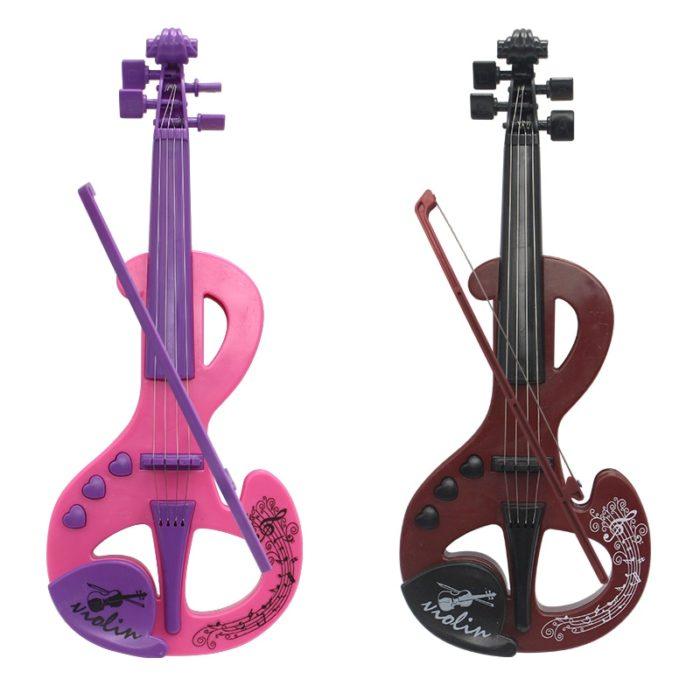 Kids Violin Simulation Musical Toys