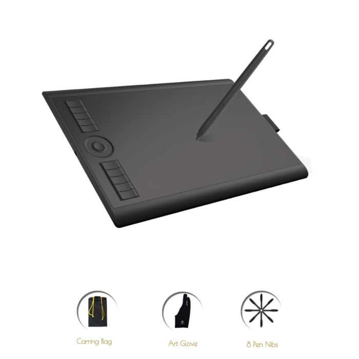 Graphic Tablet Digital Art