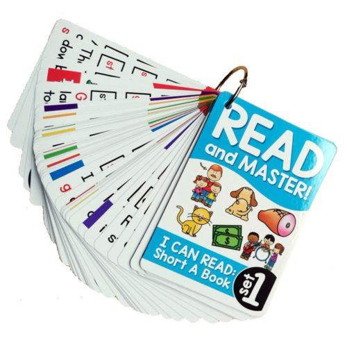 English Flashcards Kids Reading Aid