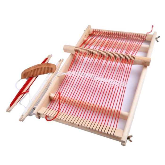 Weaving Loom Mini DIY Set