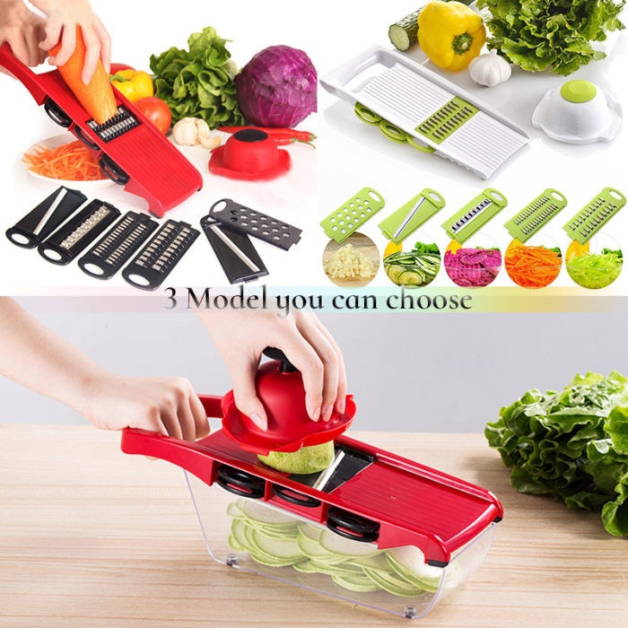 Mandolin Cutter Vegetable Slicer