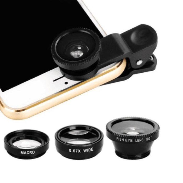 Fisheye Lens Wide Angle Camera