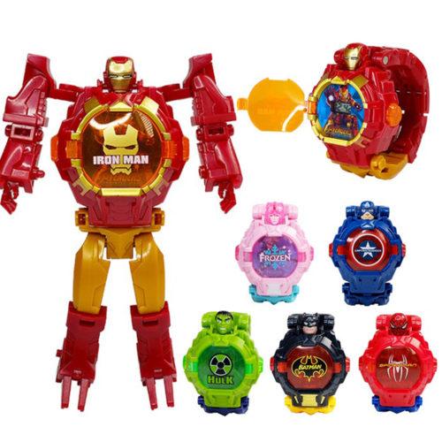 Toy Watch Kids Digital Timepiece