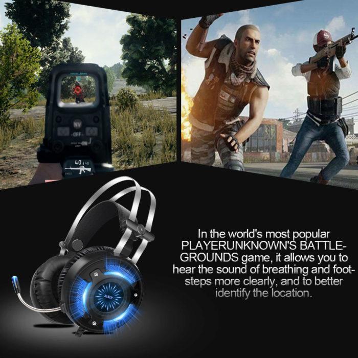 PC Headset Gaming Headphone