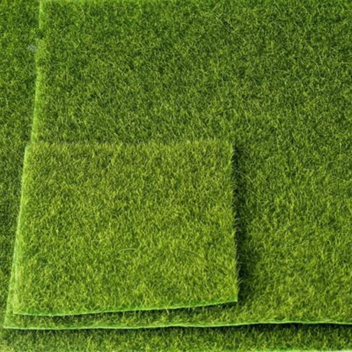 Fake Grass Rug Artificial Lawn