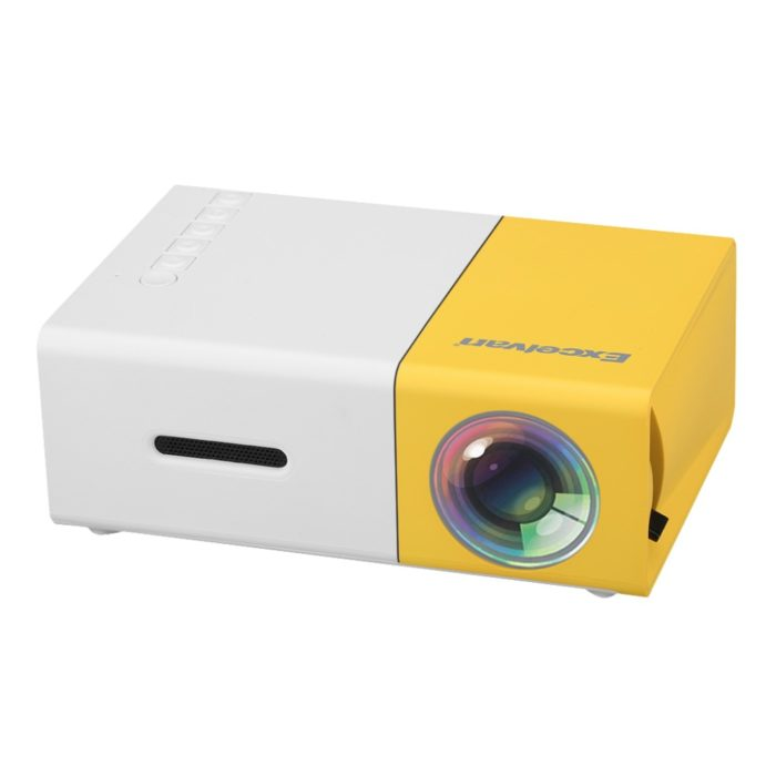 Micro Projector Portable LCD Projector
