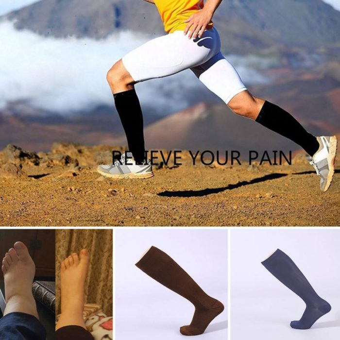 Flight Socks Anti-Fatigue Socks