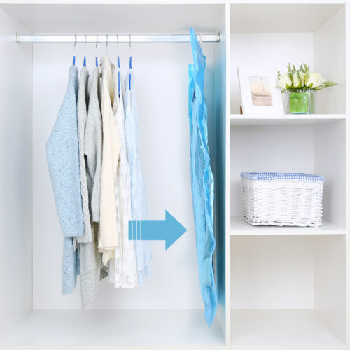 Vacuum Bags For Clothes Storage Bag (4pcs)
