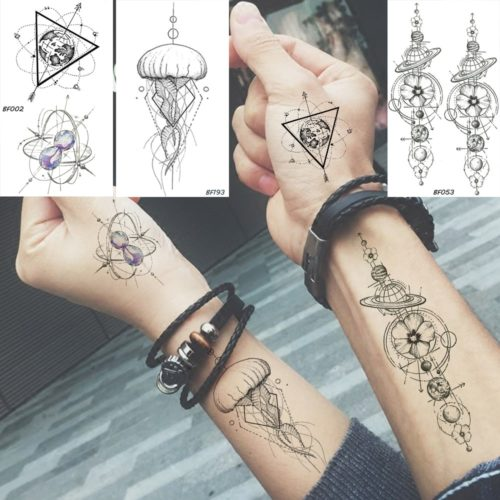 Fake Tattoo Temporary Tattoo Sticker