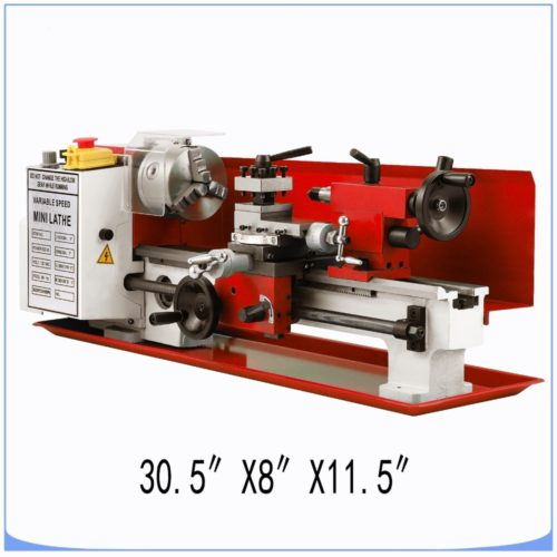 Mini Lathe Machine High-Precision Tool