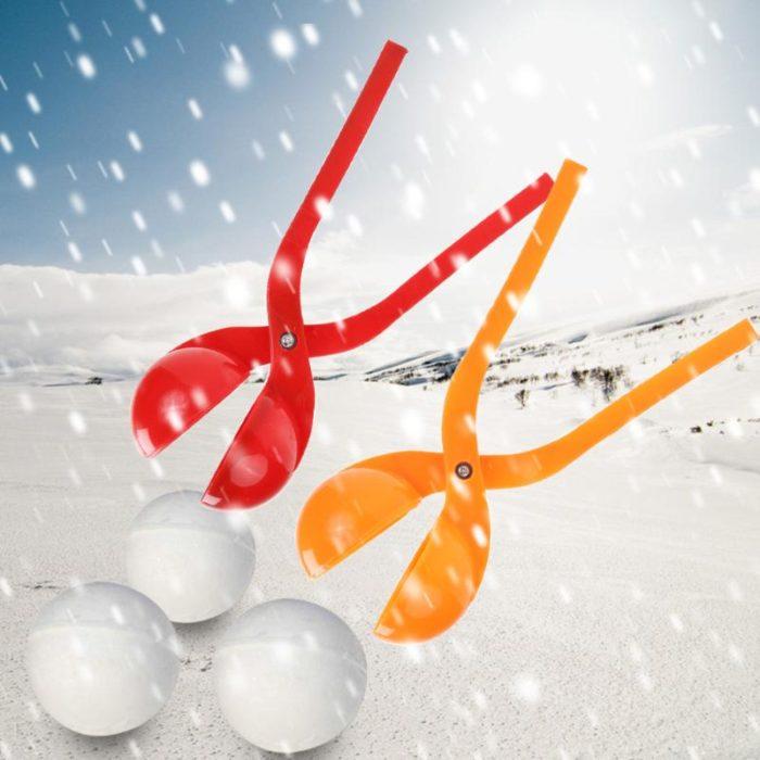 Snowball Maker Snow Scooper Toy