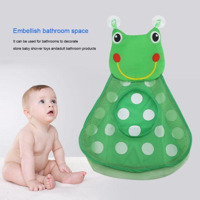 Bath Toy Storage Mesh Organizer