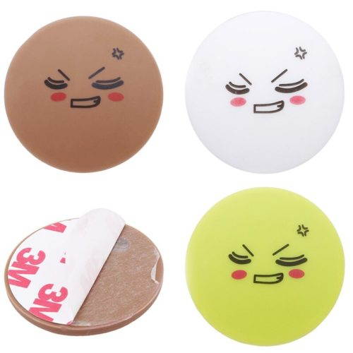 Wall Protector Face Emoji Sticker