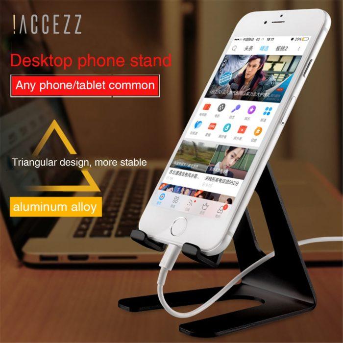 Desk Phone Holder Cellphone Stand