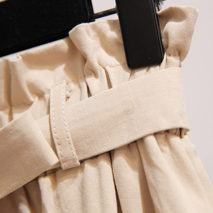 Skirt With Pockets Ladies Fashionwear