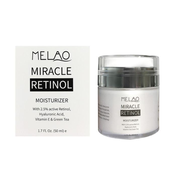 Retinol Moisturizer Facial Skincare