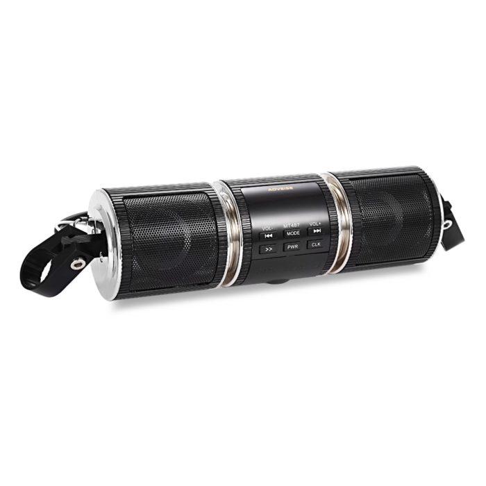 Bluetooth Motorcycle Speaker Audio Player