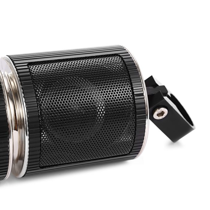 Bluetooth Motorcycle Speaker Audio Player