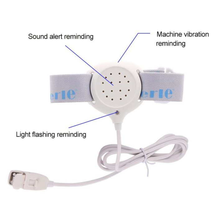 Bed Wetting Alarm Wearable Device