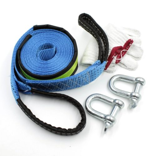 Tow Rope Reflective Car Accessory