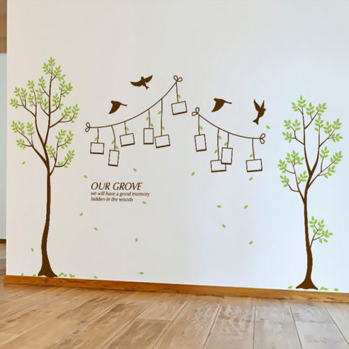 Family Tree Wall Decal DIY Stickers