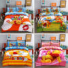 Kids Bedding Pooh Bear Design