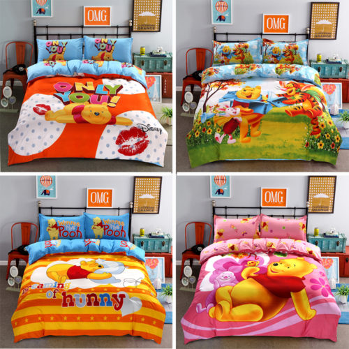 Kids Bedding Pooh Bear Design