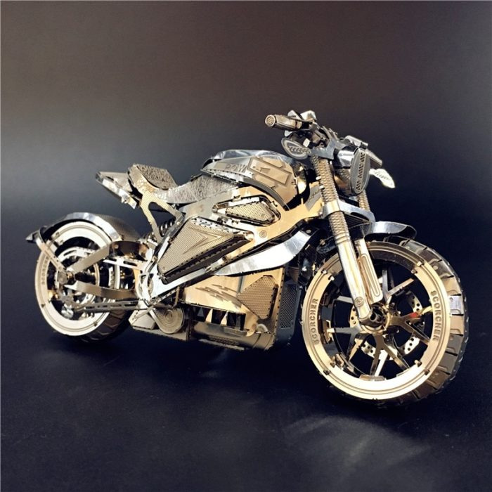 3D Puzzle For Adults Metal Model