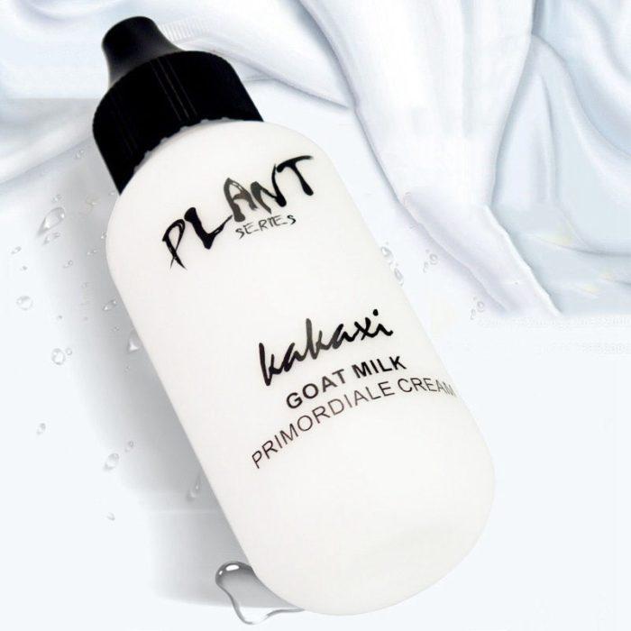 Foundation Cream Goat Milk Makeup Base