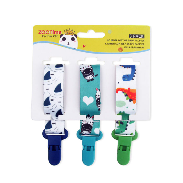 Pacifier Clips Baby Infant Accessories