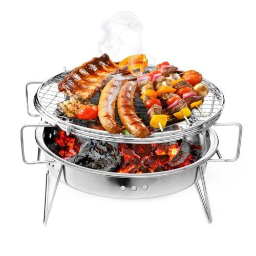 Charcoal Grill Outdoor Barbecue