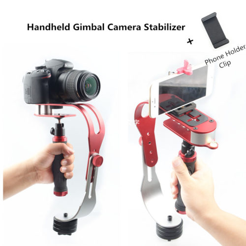 Camera Stabilizer Steady DSLR Handle
