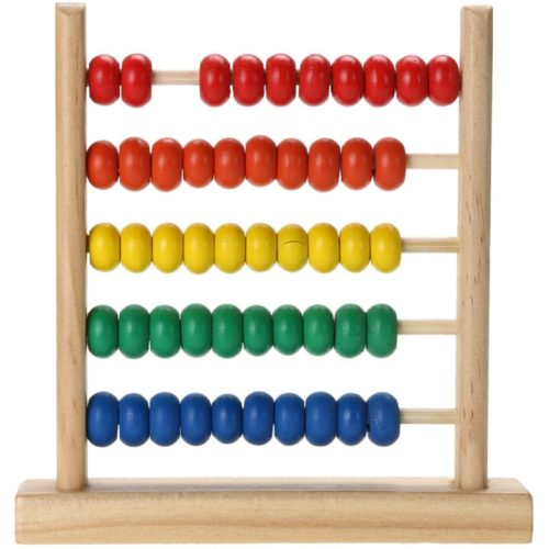 Abacus for Kids Wooden Toy
