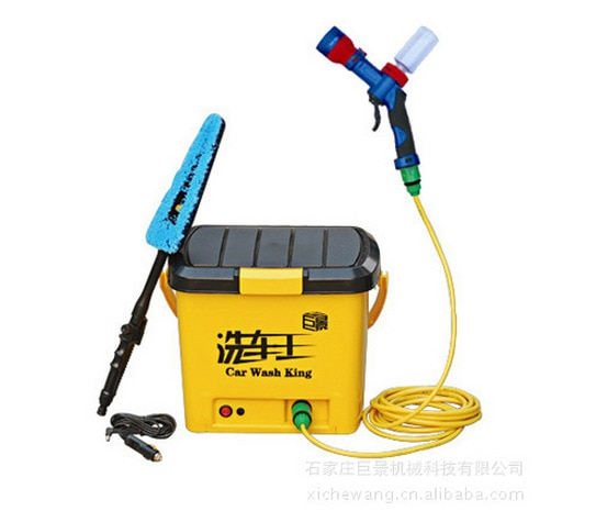 Portable Car Washer Cleaning Equipment