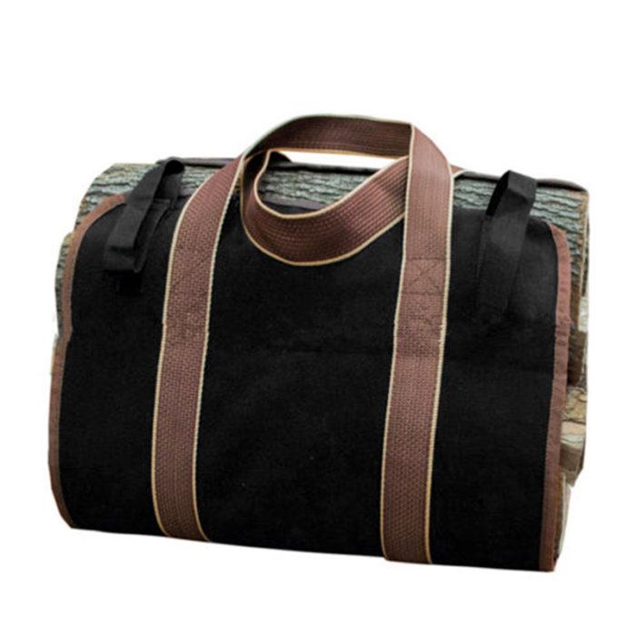 Log Carrier Outdoor Canvas Bag